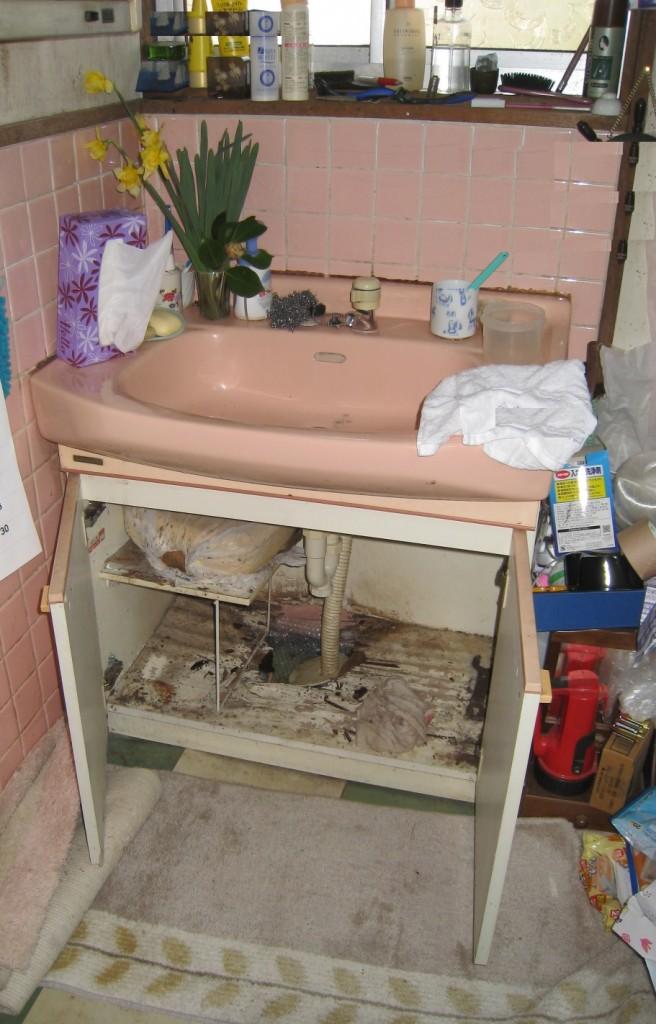 洗面台-1