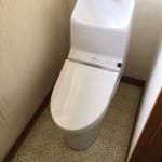 トイレ入替工事