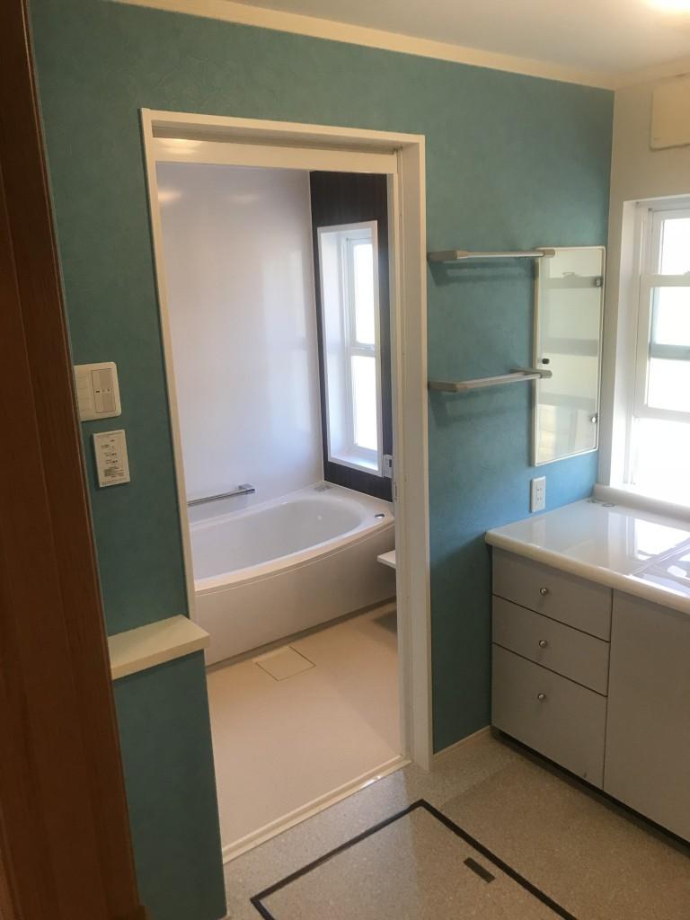 浴室施工後5