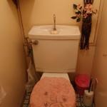 姫路市H様邸 トイレ内装工事完成しました。