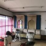 姫路市A様邸 店舗跡をLDK工事完成しました。