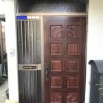 姫路市S様邸 玄関ドア工事完成しました。