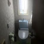 姫路市A様邸 トイレ改装工事完成しました。