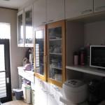 姫路市N様邸 キッチン収納工事完成しました。