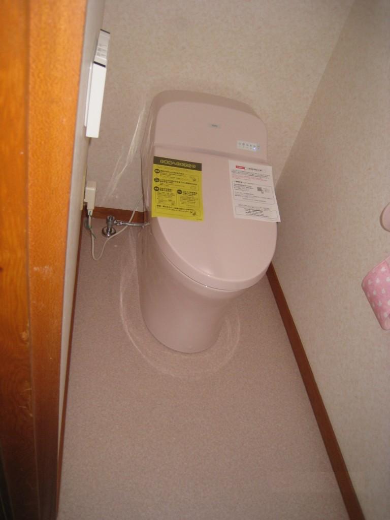 2階トイレ-1