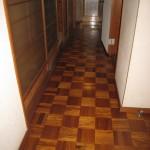 姫路市K様邸 床フロア工事完成しました。
