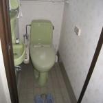 姫路市の I 様邸 トイレ改装完成しました。