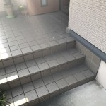 姫路市N様邸 手すり工事完成しました。