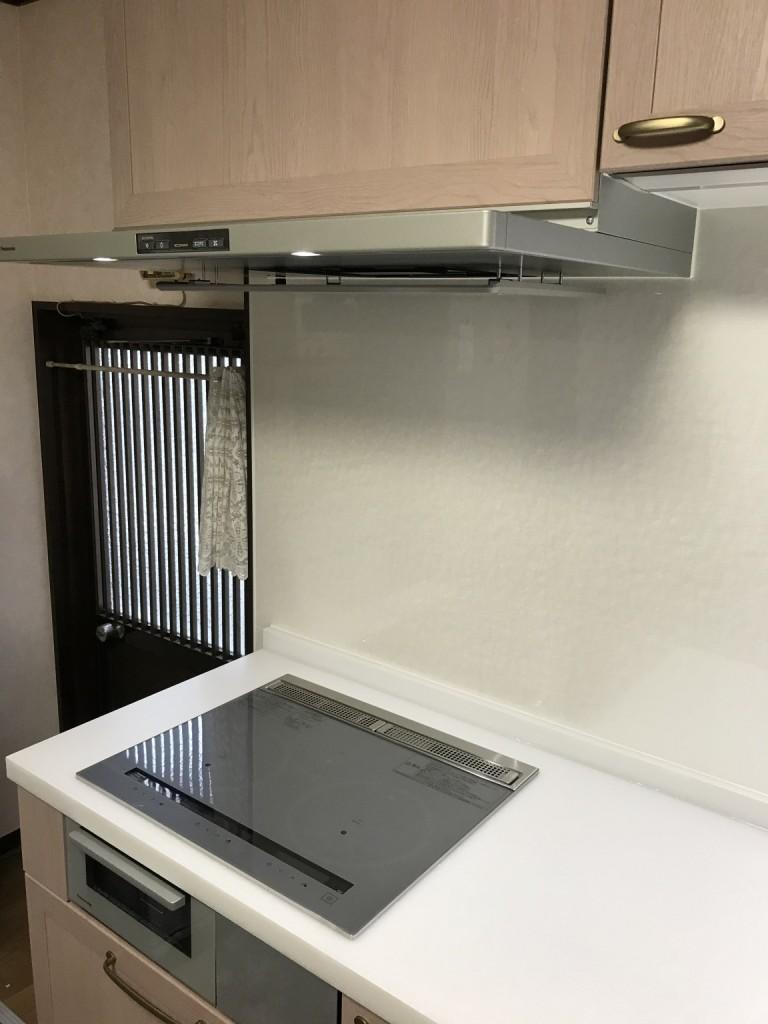 キッチン施工後3