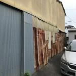 姫路市H様邸 外壁板金張り替え工事 完成しました。
