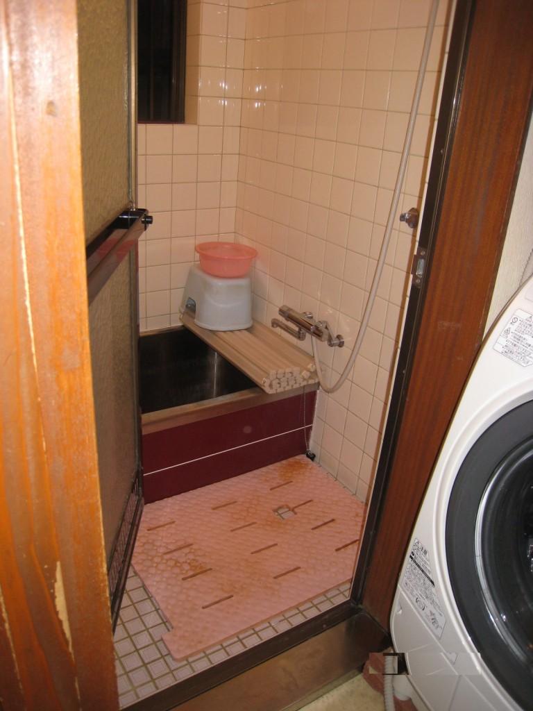 浴室入口1-1