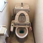 姫路市M様邸 便器取替、内装工事 完成しました。