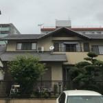 姫路市I様邸 外壁塗装、外装工事完成しました