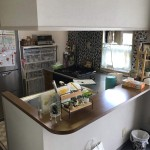 姫路市A様邸 キッチン改装工事 完成しました。