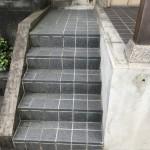 姫路市T様邸 外部手すり工事完成いたしました。