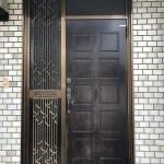 姫路市T様邸 玄関ドアリフォーム 完成しました。