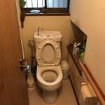 姫路市K様邸 トイレ改装工事 完成しました。